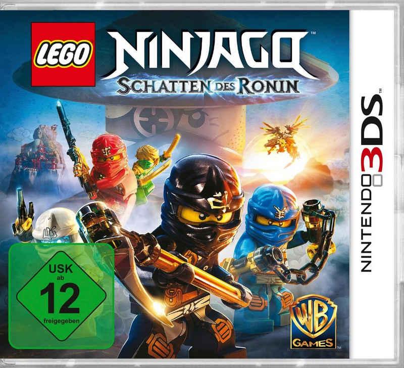 Lego Ninjago: Schatten des Ronin Nintendo 3DS, Software Pyramide