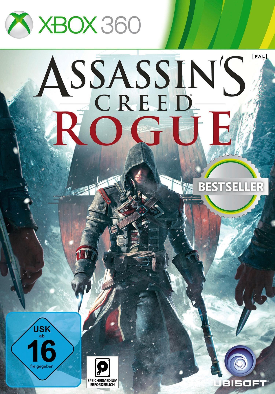 Assassin's Creed: Rogue Xbox 360, Software Pyramide