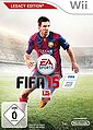 FIFA 15 Legacy Edition Nintendo Wii, Software Pyramide, Bild 1