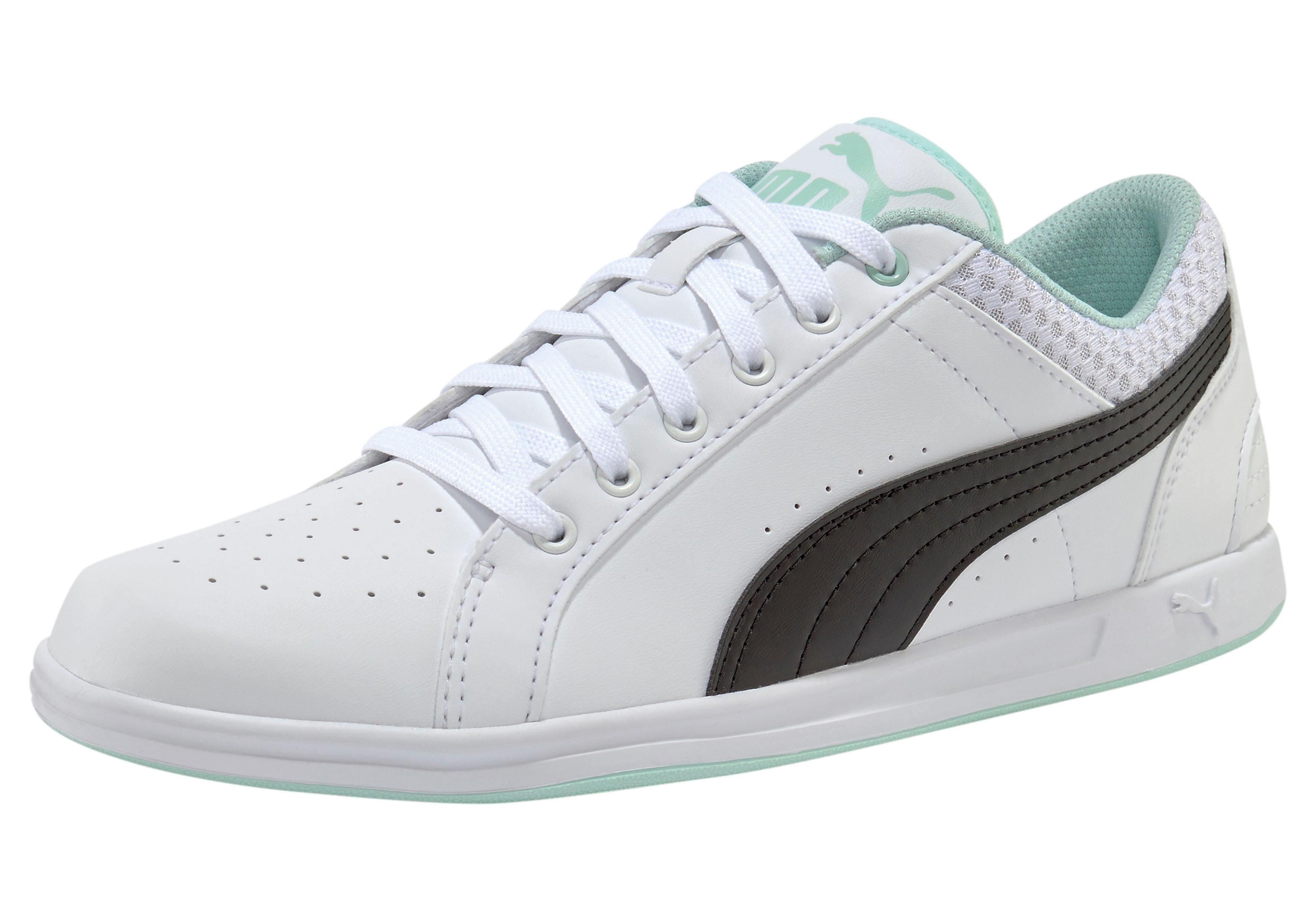 puma Kinder Sneakers Ikaz weiß 35,5 (3),36 (3,5),37 (4),37,5 (4,