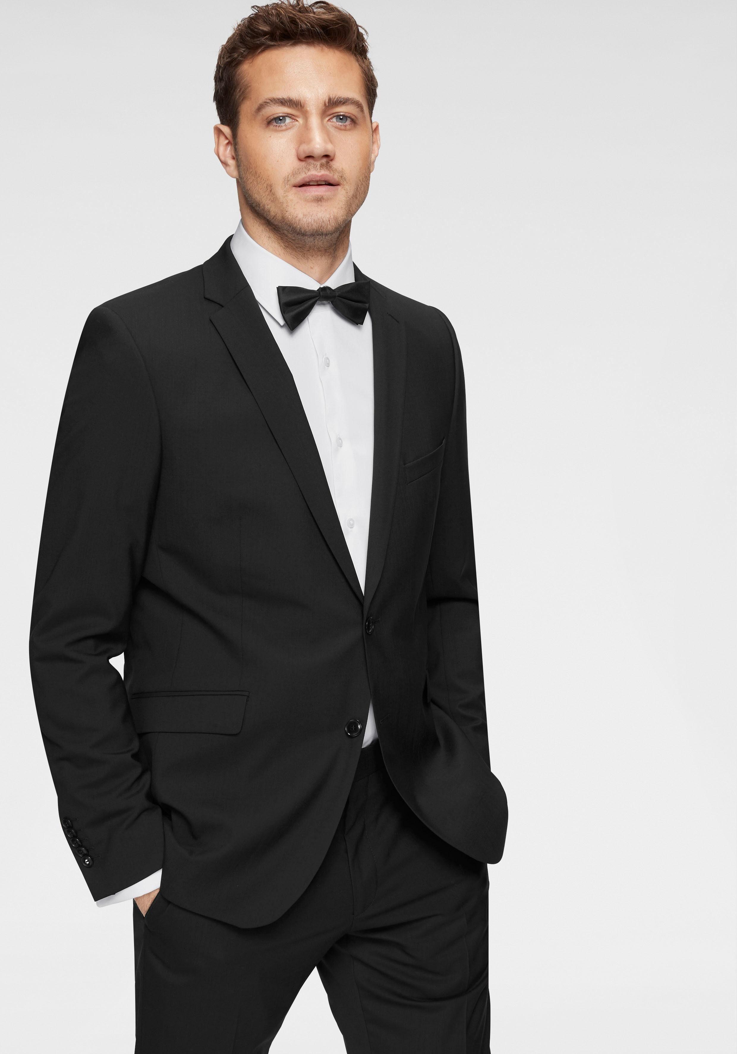 Strellson Baukastensakko Mix & Match Anzug, Schurwolle mit Elasthan, für den perfekten Sitz online kaufen | OTTO