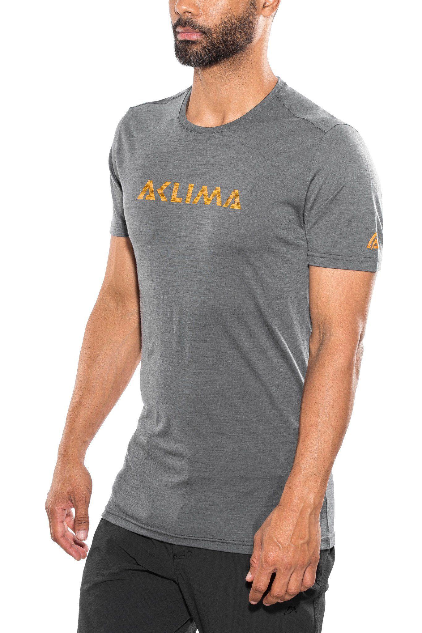Aclima T-Shirt »Lightwool Logo T-Shirt Men«