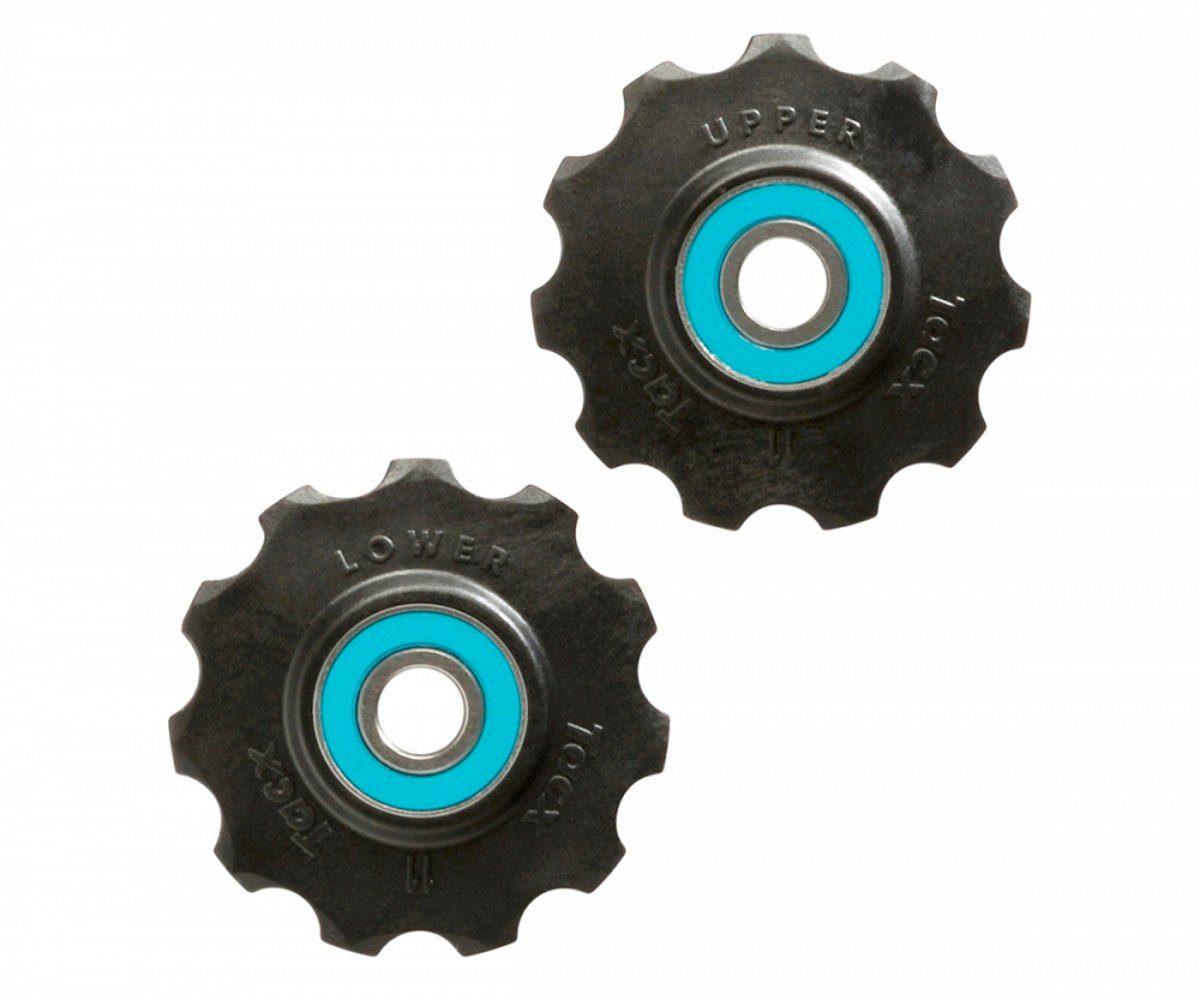 Tacx Kurbel »Ceramic Jockey Wheels 11 Zähne«