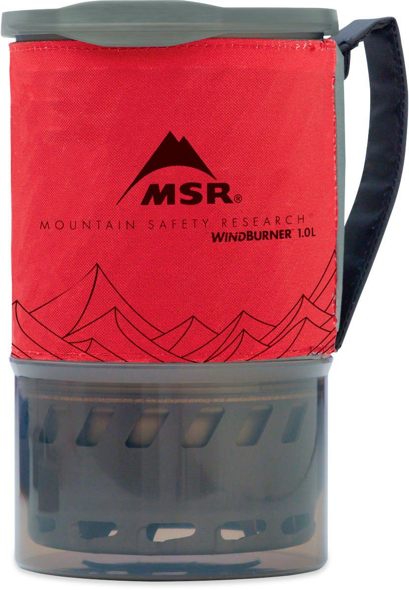 MSR Camping-Kocher »WindBurner System 1l 3 lang«