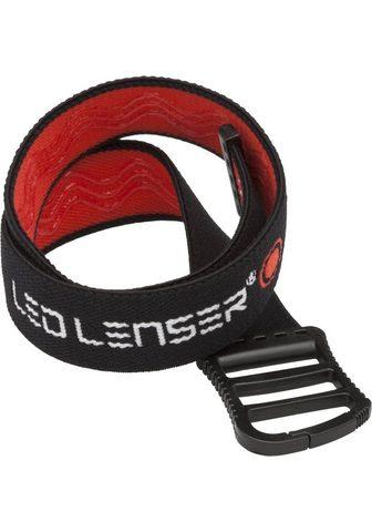 LED LENSER Priedai »Rubberized Helmetband«