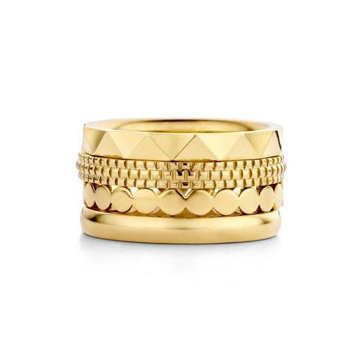 melano Schmuckset mit 4 modischen Ringen