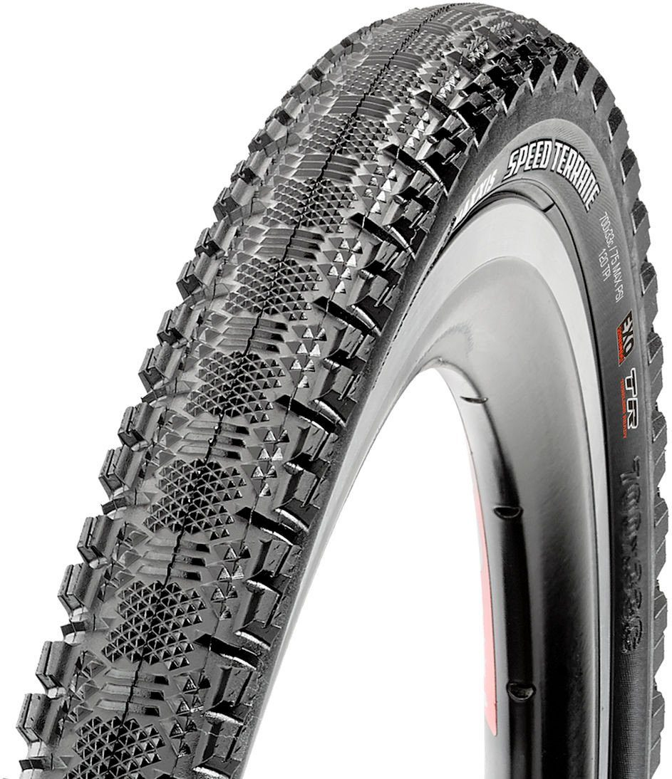 Maxxis Fahrradreifen »Speed Terrane Faltreifen TR EXO Carbon«