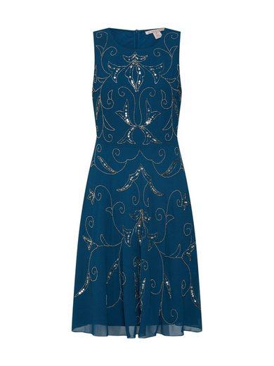 Anna Field Spitzenkleid »flower vine embellishmentshort dress« Stickerei