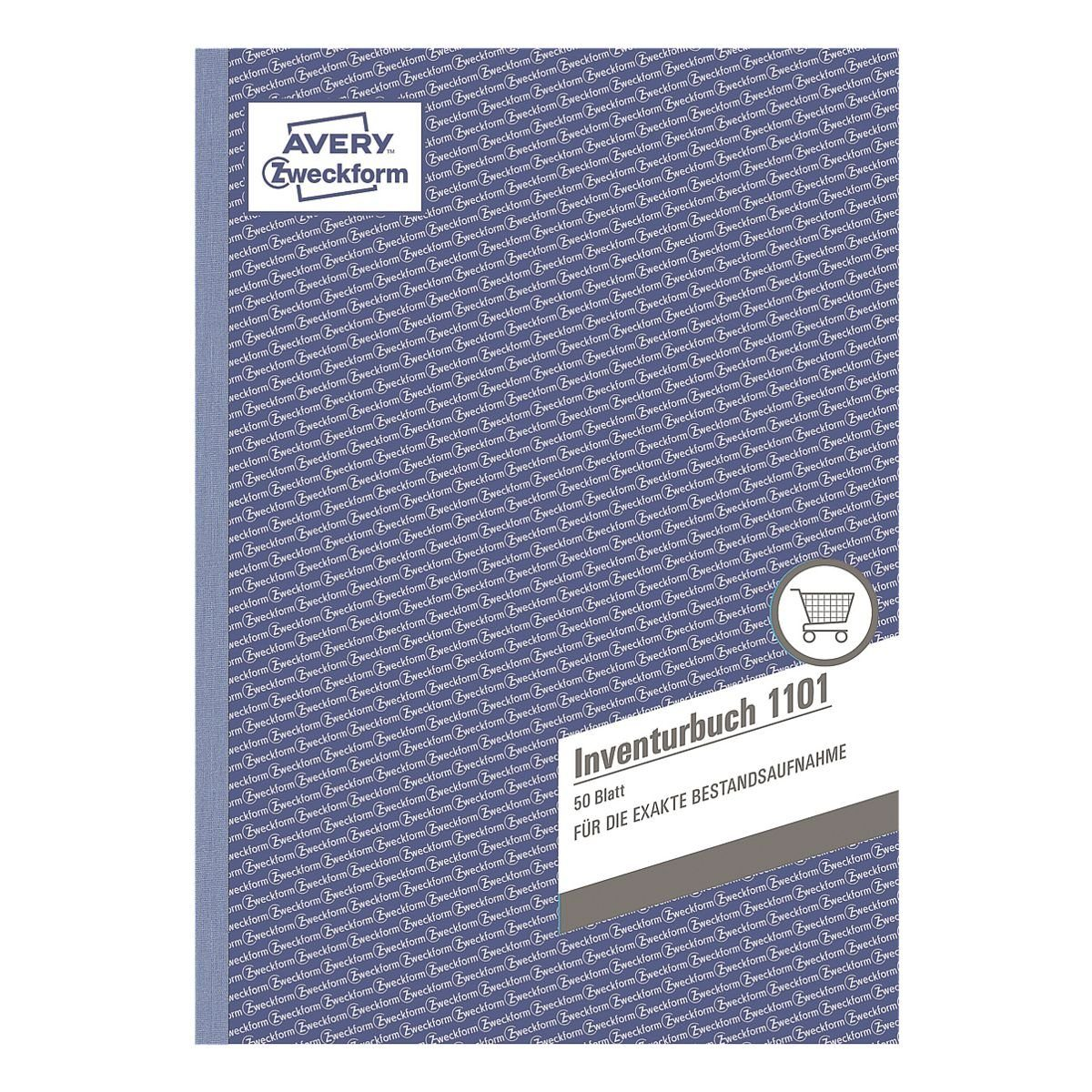 Avery Zweckform Formularbuch »Inventurbuch«