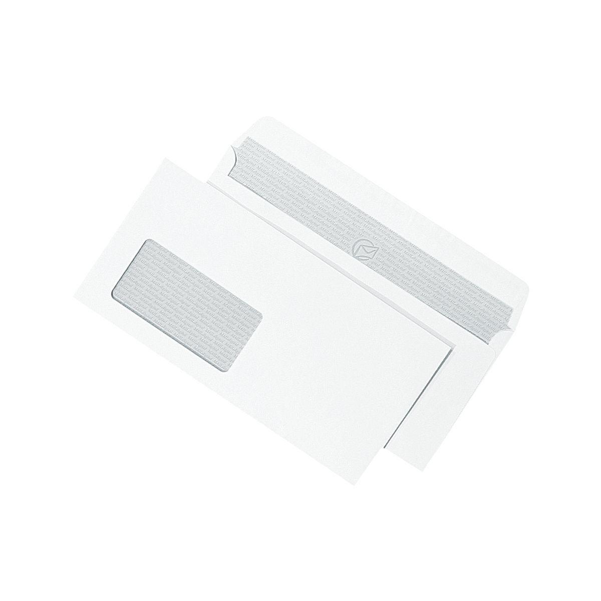 Mailmedia Briefumschläge DL mit Fenster und Haftklebung »Maildigital«