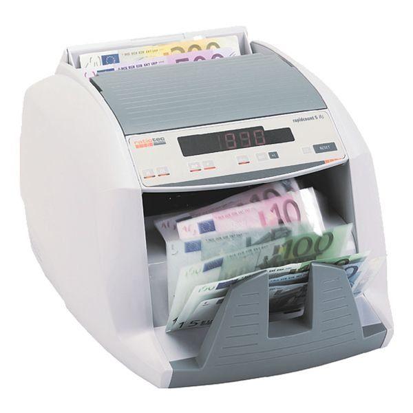 ratiotec Banknotenzählmaschine »rapidcount S 85«