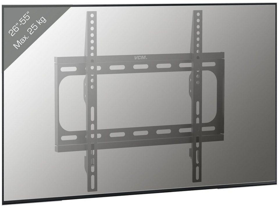 vcm tv wandhalterung b fx400 26 55 kaufen otto. Black Bedroom Furniture Sets. Home Design Ideas