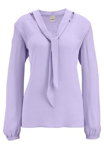 HEINE STYLE блуза с Schluppe