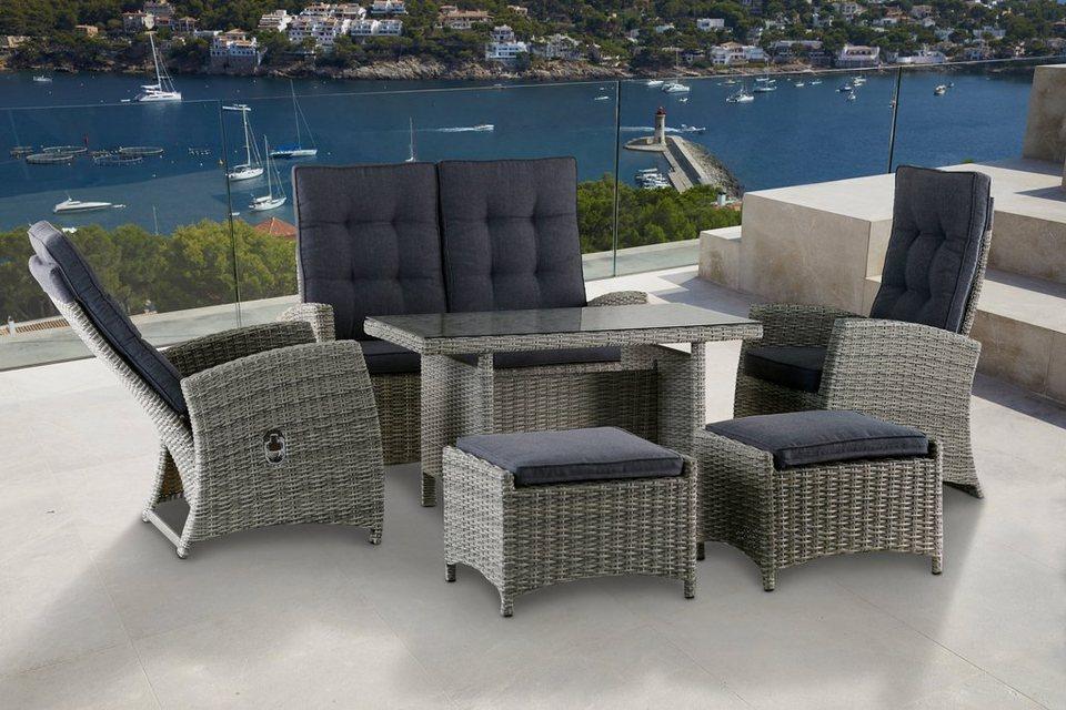 Konifera Gartenmobelset Monaco 12 Tlg 2er Sofa 2 Sessel 2