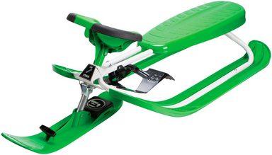 STIGA Schlitten »Racer Color Green«, BxL: 55x130 cm