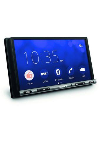 SONY Multimediasystem »XAVAX3005DB&la...