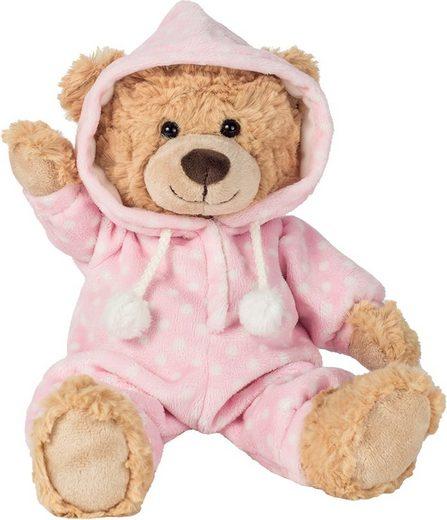 Teddy Hermann® Kuscheltier »Schlafanzugbär rosa 30 cm«