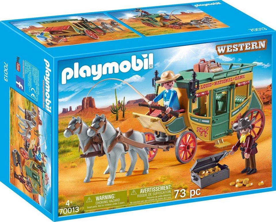 Playmobil® Westernkutsche (70013),  Western