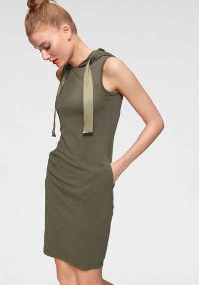 S oliver selection kleid grun