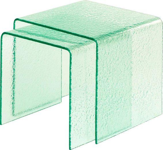 Paroli Beistelltisch (Set, 2 St), quadra