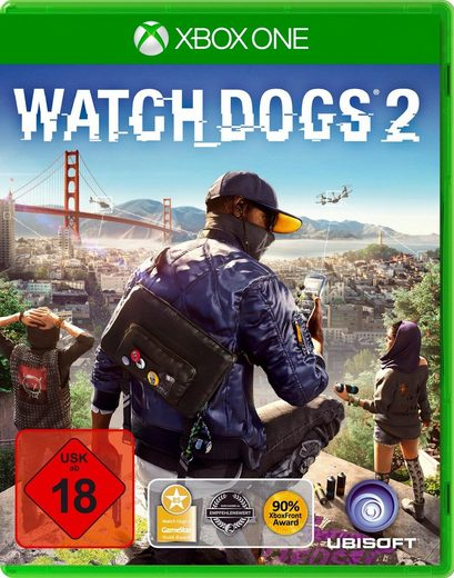 Watch Dogs 2 Xbox One, Software Pyramide