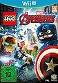LEGO Marvel Avengers Nintendo Wii U, Software Pyramide, Bild 1