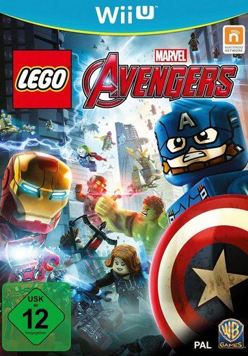 LEGO Marvel Avengers Nintendo Wii U, Software Pyramide