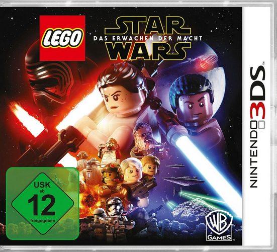 LEGO Star Wars: Das Erwachen der Macht Nintendo 3DS, Software Pyramide