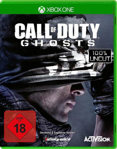 Call of Duty: Ghosts Xbox One, Software Pyramide