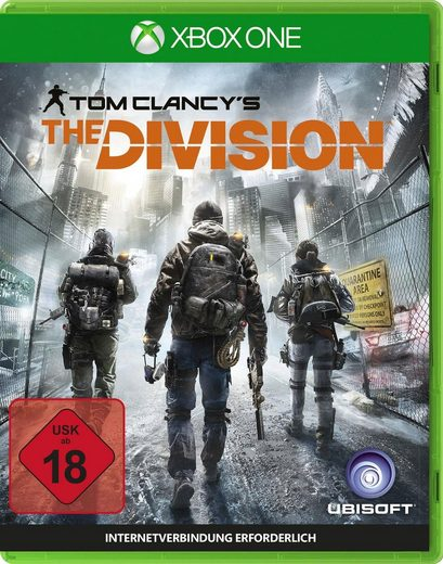 Tom Clancy's The Division Xbox One, Software Pyramide