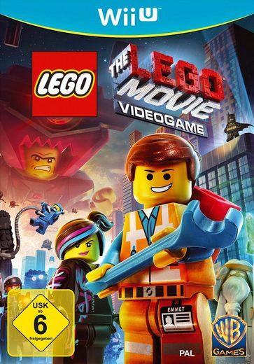 The LEGO Movie Videogame Nintendo Wii U, Software Pyramide