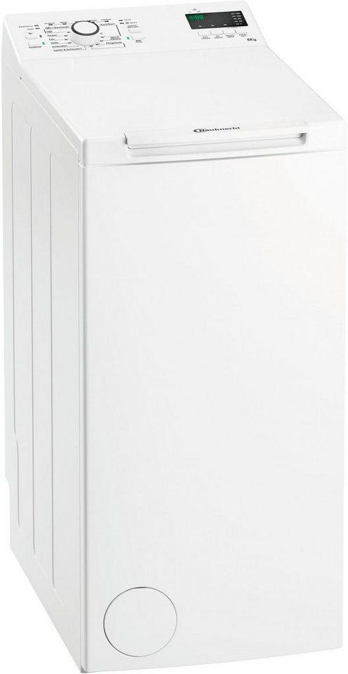 bauknecht waschmaschine toplader wat prime 652 di 6 kg 1200 u min online kaufen otto. Black Bedroom Furniture Sets. Home Design Ideas