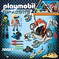 Playmobil® Konstruktionsspielsteine »Spy Team Sub Bot (70003), Top Agents«, Bild 2
