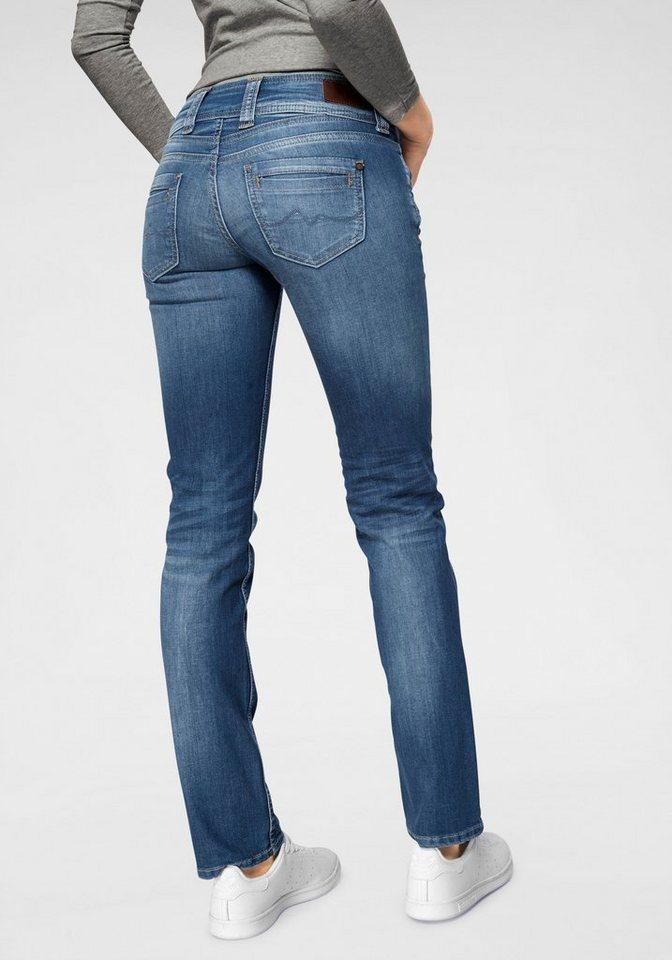 6008e1c979ab1e Pepe Jeans Straight-Jeans »GEN« mit Stretch-Anteil | OTTO
