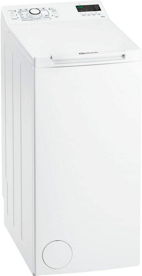 bauknecht waschmaschine toplader wmt ecostar 732 di 7 kg 1200 u min online kaufen otto. Black Bedroom Furniture Sets. Home Design Ideas
