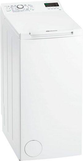 BAUKNECHT Waschmaschine Toplader WMT EcoStar 732 Di, 7 kg, 1200 U/Min