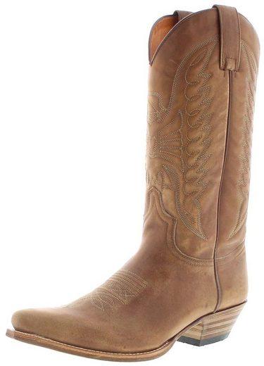 Sendra Boots »2073 Pico 023 Herren Westernstiefel Braun« Cowboystiefel