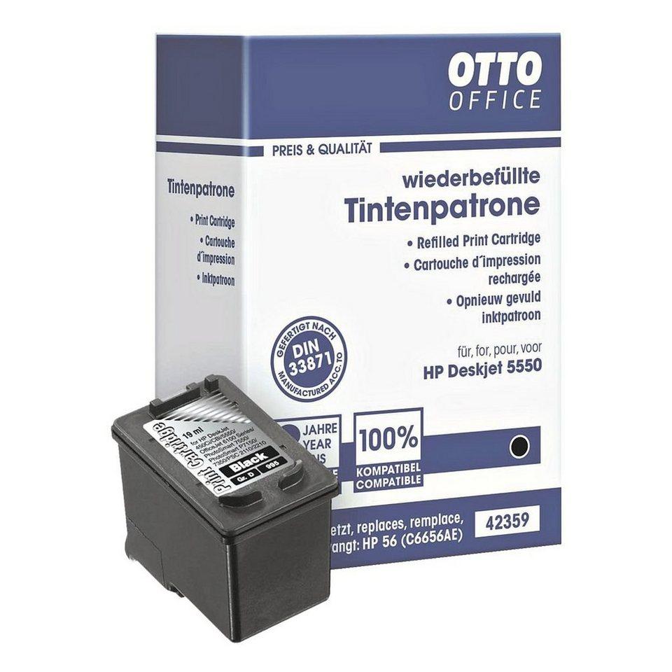 OTTO Office Standard Tintenpatrone ersetzt HP »C6656AE« Nr. 56