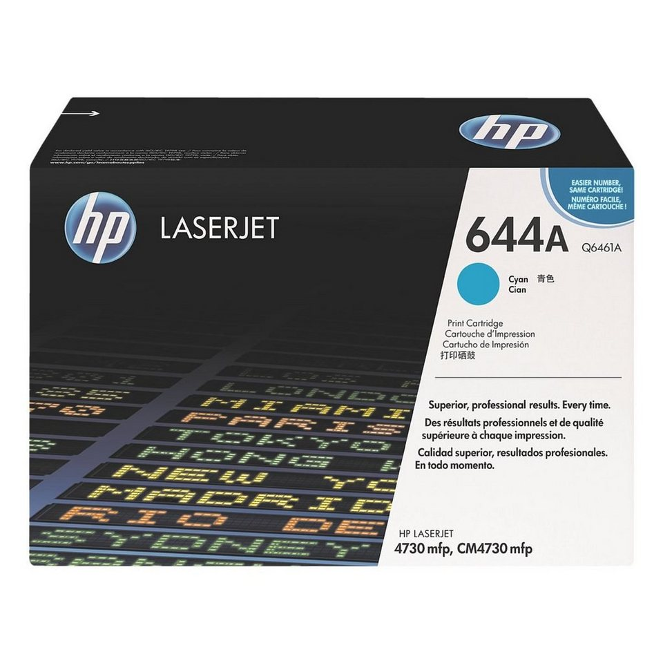 HP Druckkassette »HP Q6461A« 644A