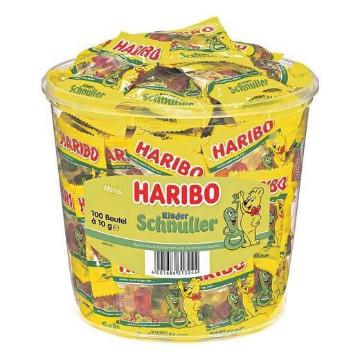 HARIBO Fruchtgummi »Kinderschnuller«