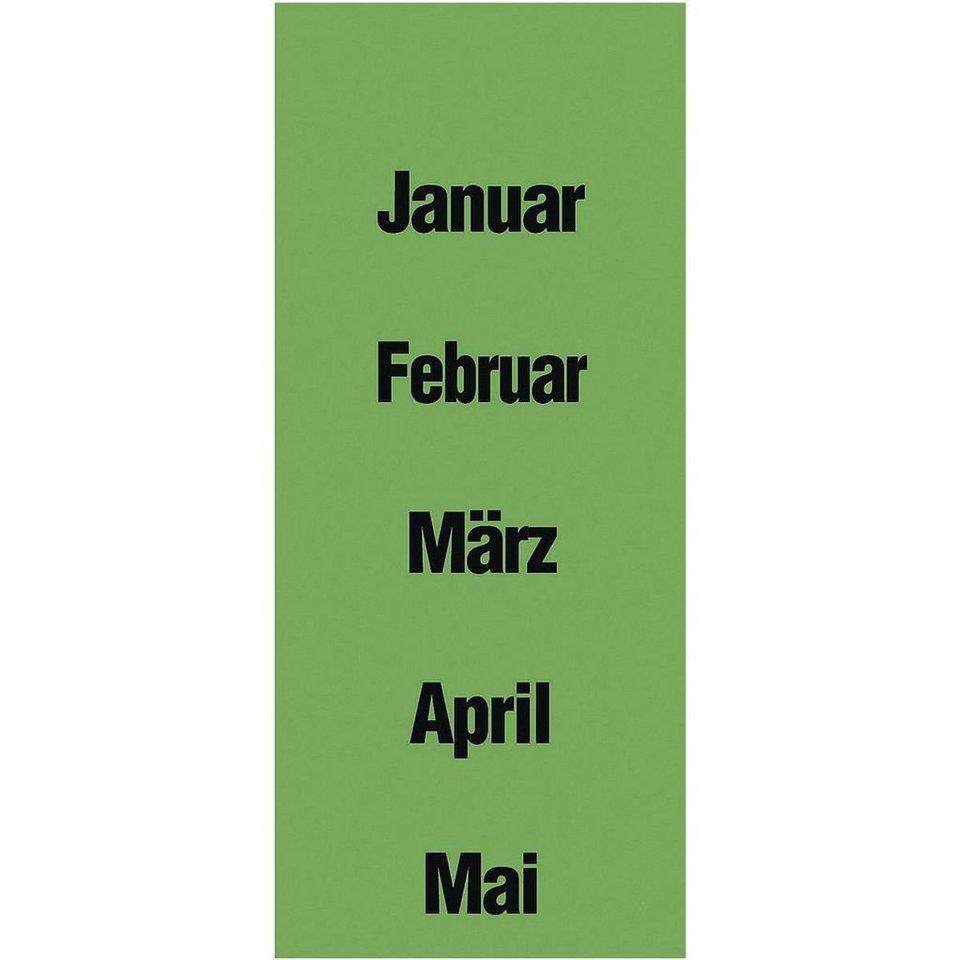 OTTO Office Standard Inhaltsschilder »Monate«