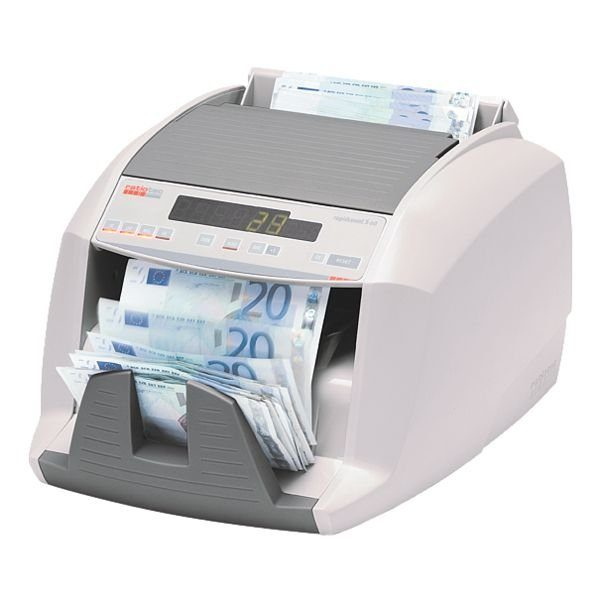 ratiotec Banknotenzählmaschine »rapidcount S 60«