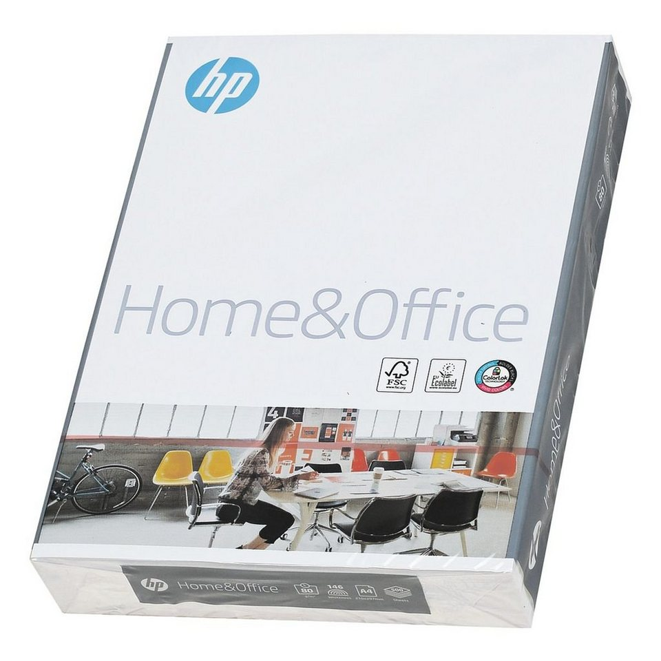 HP Multifunktionales Druckerpapier »HP Home & Office...