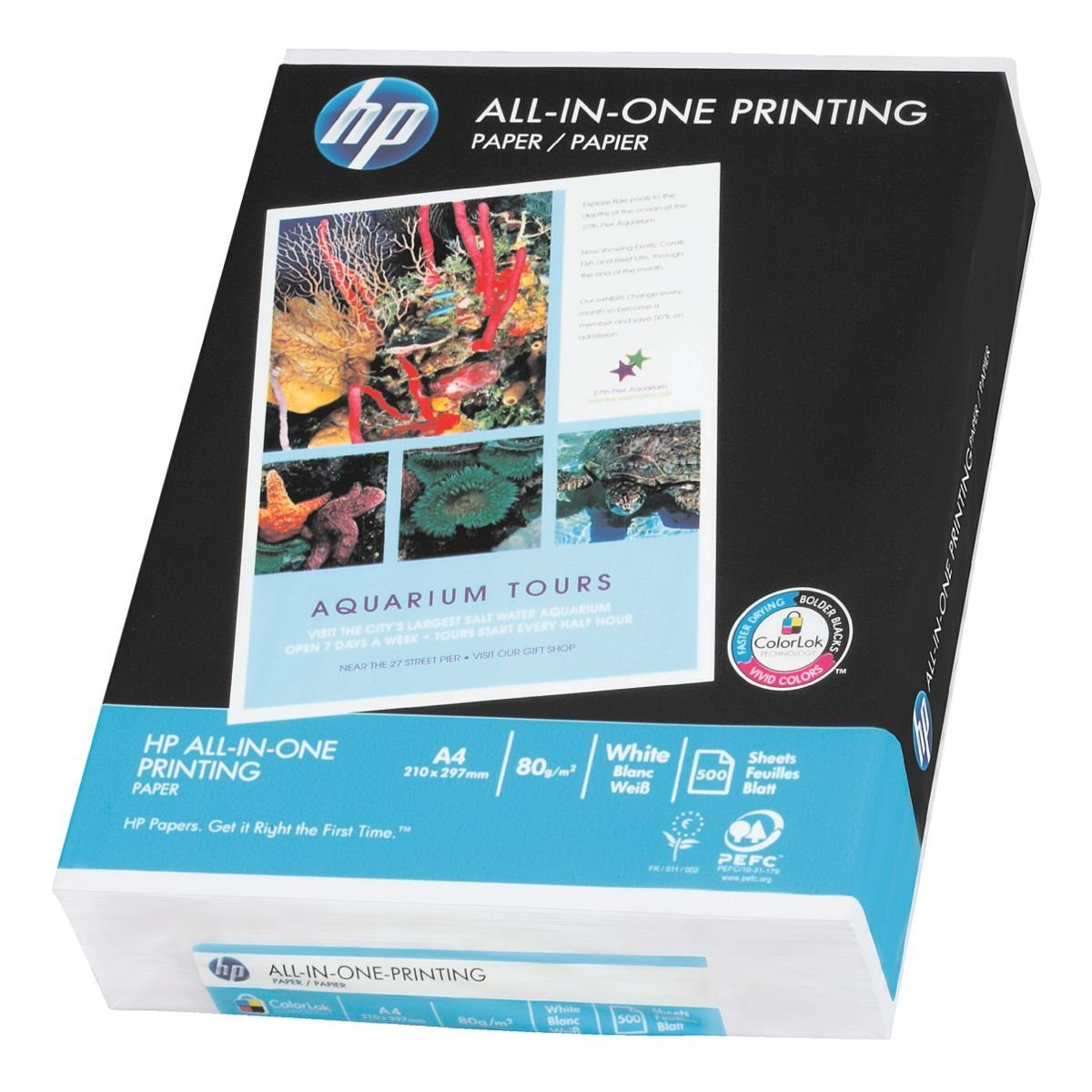 HP Multifunktionales Druckerpapier »All in one«