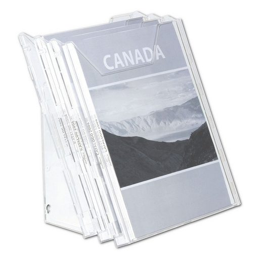 DURABLE Prospekthalter »Combiboxx 858019«
