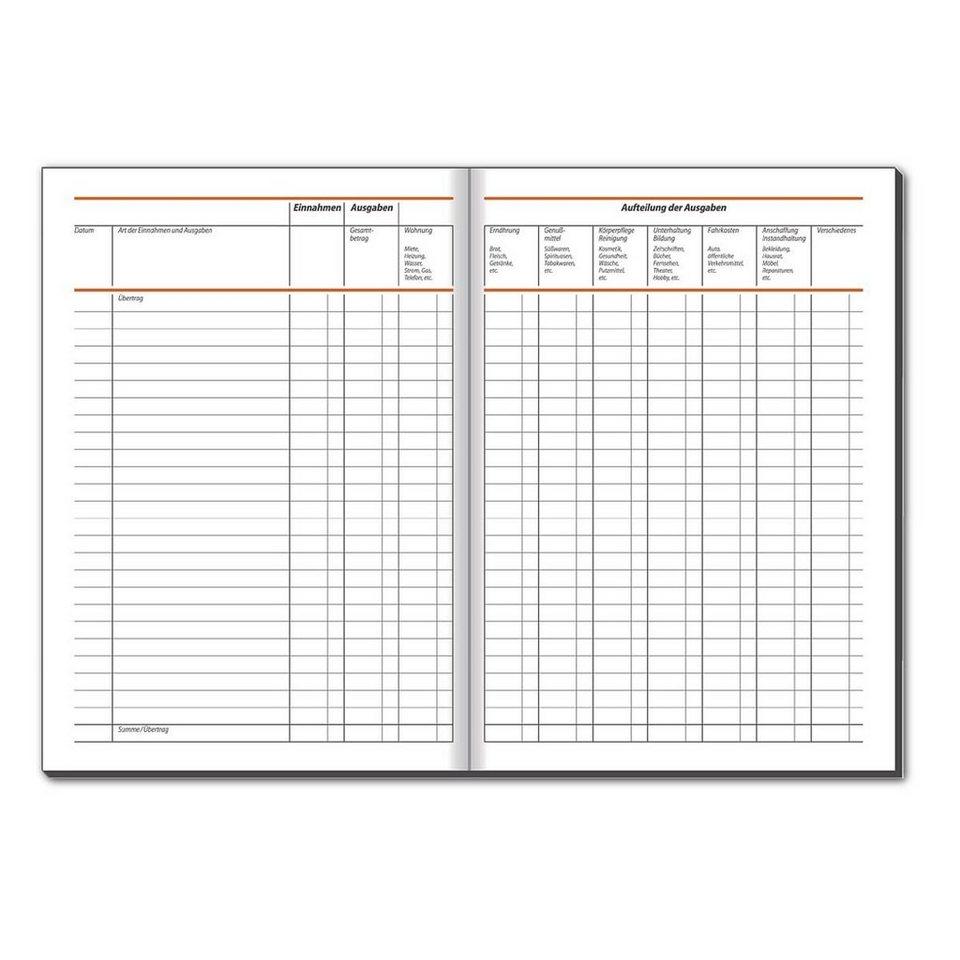 Sigel Formularbuch »Haushaltsbuch«