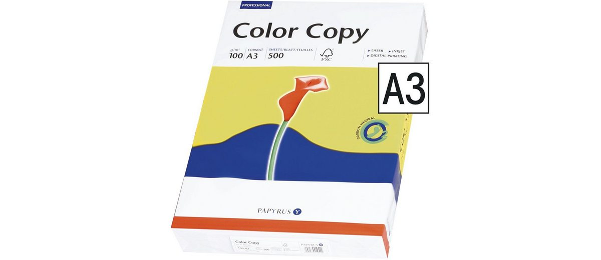 Papyrus Farblaserpapier »Color Copy«
