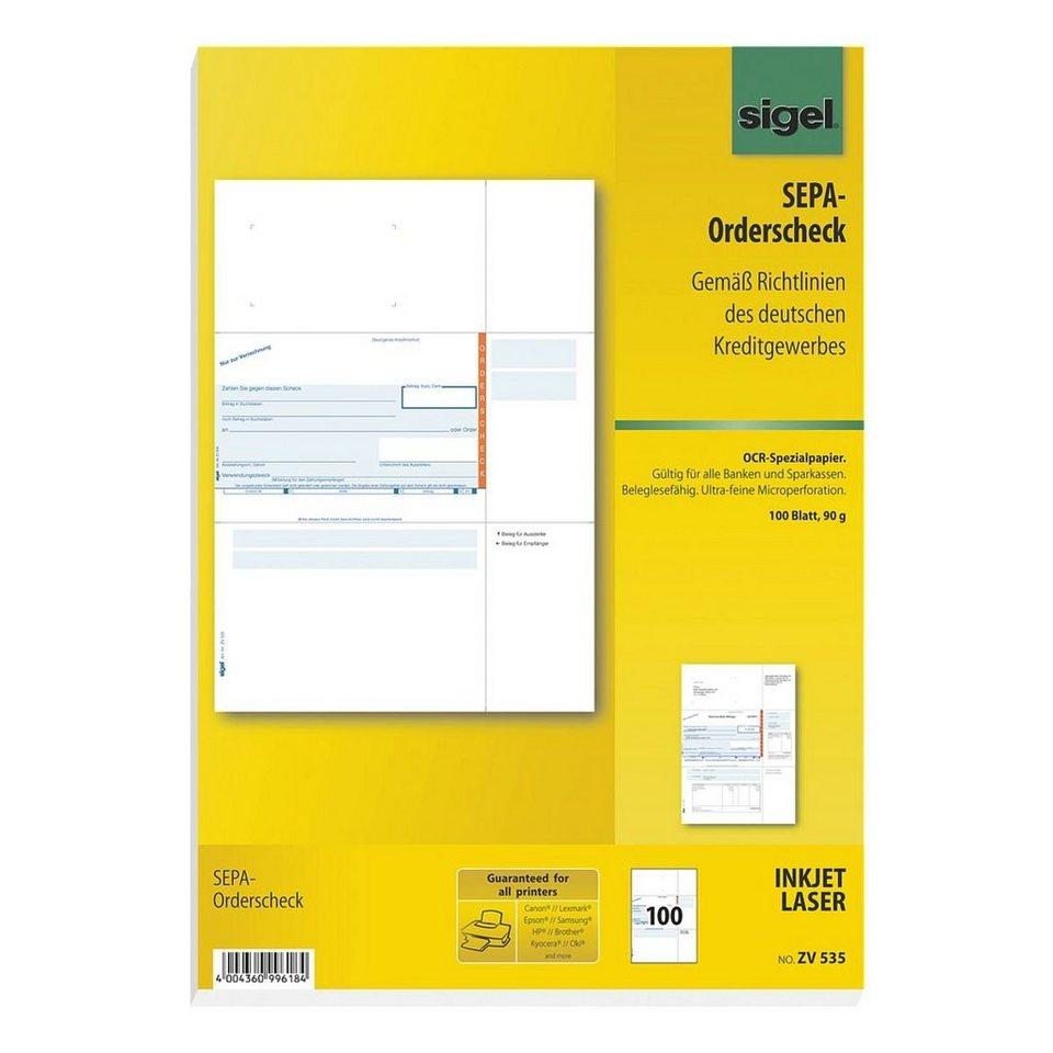 Sigel PC-Orderscheck in 0000033226