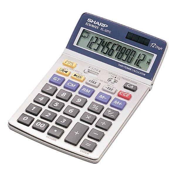 Sharp Tischrechner »EL-337C«