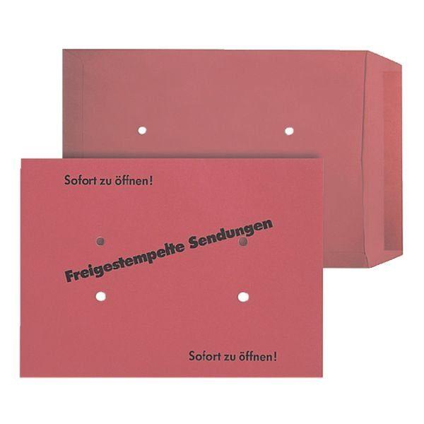 Mailmediade Freistempler-Taschen